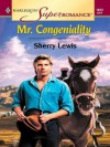 Mr. Congeniality (Harlequin Super Romance) - Sherry Lewis