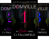 The Domville (6 Book Series) - C.J. Fallowfield, Karen J, Book Cover by Design