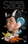 SAGA #27 (MR) - Image Comics