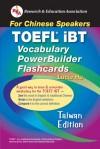 TOEFL iBT Vocabulary Flashcard Book (Taiwan Edition) - Lucia Hu, Dana Passananti
