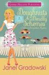 Doughnuts & Deadly Schemes (Culinary Competition Mysteries) (Volume 3) - Janel Gradowski