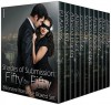 Shades of Submission: Fifty by Fifty #1: Billionaire Romance Boxed Set - Selena Kitt, Amy Aday, P.J. Adams, Arden Aoide, Joanna Blake, Starla Cole, Artemis Hunt, Adriana Hunter, Malia Mallory, Victoria Villeneuve
