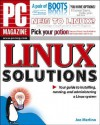 PC Magazine Linux Solutions [With CDROM] - Joe Merlino, William von Hagen, Eric Foster-Johnson