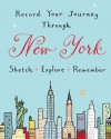 Record Your Journey Through New York: Sketch, Explore, Remember - Mariko Jesse