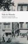 Vida de Manolo: Contada Por El Mismo - Josep Pla
