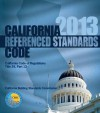 2013 California Referenced Standards Code, Title 24 Part 12 - International Code Council