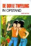 De dolle tweeling in opstand (Valkenserie, #2) - Enid Blyton, Margaret R. Schilders, Toby Visser