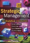 Strategic Management: An Analytical Introduction - George Luffman, Edward Lea, Stuart Sanderson, Brian Kenny