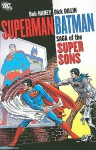 Superman/Batman: Saga of the Super Sons - Bob Haney, Dick Dillin, Murphy Anderson, Vince Colletta
