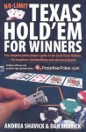 No-Limit Texas Hold 'em for Winners: The Complete Poker Player's Guide: For Beginners, Intermediates and Advanced Players - Andrea Shavick, Daniel Shavick