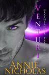 Venturi Part Two: Alien Romance (Crashlander) - Annie Nicholas