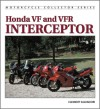 Honda VF and VFR Interceptor - Clement Salvadori
