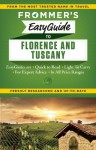 Frommer's EasyGuide to Florence and Tuscany - Stephen Brewer, Donald Strachan