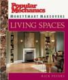 Popular Mechanics MoneySmart Makeovers: Living Spaces - Popular Mechanics Magazine, Rick Peters