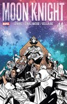 Moon Knight (2016-2017) #14 - Jeff Lemire, Greg Smallwood