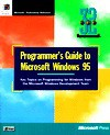 Programmer's Guide to Microsoft Windows 95: Key Topics on Programming for Windows from the Microsoft Windows Development Team - Microsoft Press, Microsoft Press