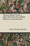 Ystraeon Hanes Cymru. I Safon III (Stories from Welsh History, for Standard III.) - Owen Morgan Edwards