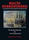 Malta Surrendered: The Doublet Memoirs - Joe Scicluna