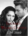 Luciano's Willing Captive - C.M. Steele
