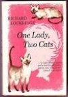 One Lady, Two Cats - Richard Lockridge