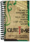Quiet Time Daily Devotional for Adults - Tom Davis