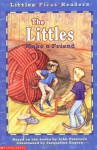 Littles First Readers #01: The Littles Make A Friend - John Lawrence Peterson, Jacqueline Rogers, Jacqui Rogers