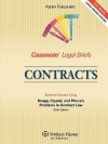 Casenote Legal Briefs Contracts: Keyed to Knapp, Crystal and Prince, 6e (Casenote Legal Briefs) - Casenote Legal Briefs