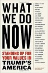 WHAT WE DO NOW: Standing Up for Your Values in Trump's America - Valerie Merians, Dennis Johnson