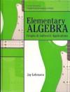 Elementary Algebra (Custom Edition for Chemeketa Community College) - Jay Lehmann