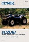 Suzuki Lt-4Wd, Lt-F4Wdx & Lt-F250, 1987-1998 (Clymer Motorcycle Repair) - Ed Scott