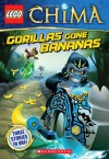 LEGO Legends of Chima: Gorillas Gone Bananas Chapter Book #3 - Greg Farshtey