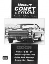 Mercury Comet & Cyclone Limited Edition Extra 1960-1975 - R.M. Clarke
