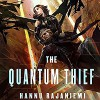 The Quantum Thief - Scott Brick, Hannu Rajaniemi