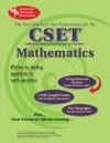 CA CSET Math 7-12 (REA) - The Best Teachers' Test Prep for the Cset - Mel Friedman, Mel Freidman