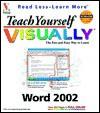 Teach Yourself Visually Word 2002 - Ruth Maran, Maran