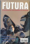 Futura - broj 75 - Mihaela Velina, Tony Daniel, Vanja Spirin, Tomislav Ribić, Mark W. Tiedemann