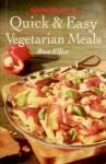 Sainsbury's Quick & Easy Vegetarian Meals - Rose Elliot