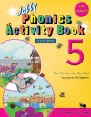 Jolly Phonics Activity Book 5 (in Print Letters) - Sara Wernham, Sue Lloyd