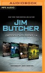 Jim Butcher - Dresden Files: Books 1-4: Storm Front, Fool Moon, Grave Peril, Summer Knight (The Dresden Files) by Jim Butcher (2016-07-26) - Jim Butcher