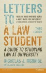 Letters to a Law Student: A guide to studying law at university - Nicholas J. McBride