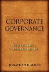 Corporate Governance: Promises Kept, Promises Broken - Jonathan R Macey