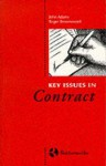 Key Issues in Contract - Roger Brownsword, John N. Adams