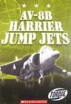 AV-8B Harrier Jump Jets - Jack David