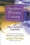 Devotions for Morning and Evening with Mrs. Charles E. Cowman - Lettie B. Cowman