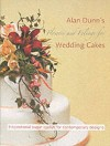 Flowers And Foliage For Wedding Cakes - Alan Dunn