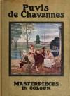 Puvis de Chavannes: Masterpieces in Colour - Francois Crastre