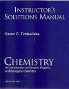 Instructor's Solutions Manual Chemistry An Introduction to General, Organic, and Biological Chemistry - Karen C. Timberlake