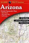 Arizona Atlas & Gazetteer - Delorme, Delorme, null