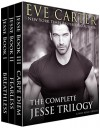 Breathless - Fearless - Carpe Diem Box Set - Eve Carter