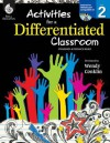 Activities for a Differentiated Classroom, Level 2 [With CDROM] - Wendy Conklin